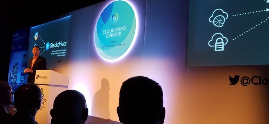 Barak Regev, directeur de la plate-forme Cloud pour la région EMEA chez Google au Cloud Expo Europe 2016