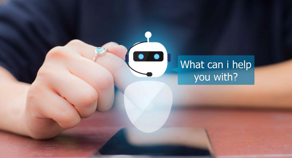 Chatbot-agence marketing digital